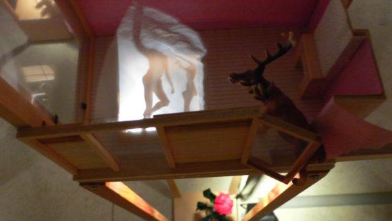 Foto der Inszenierung Living Room (Ausstellung/Installation)
