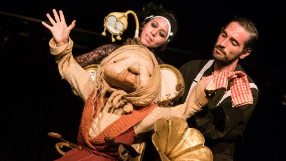 Foto der Inszenierung La dernière danse de Brigitte